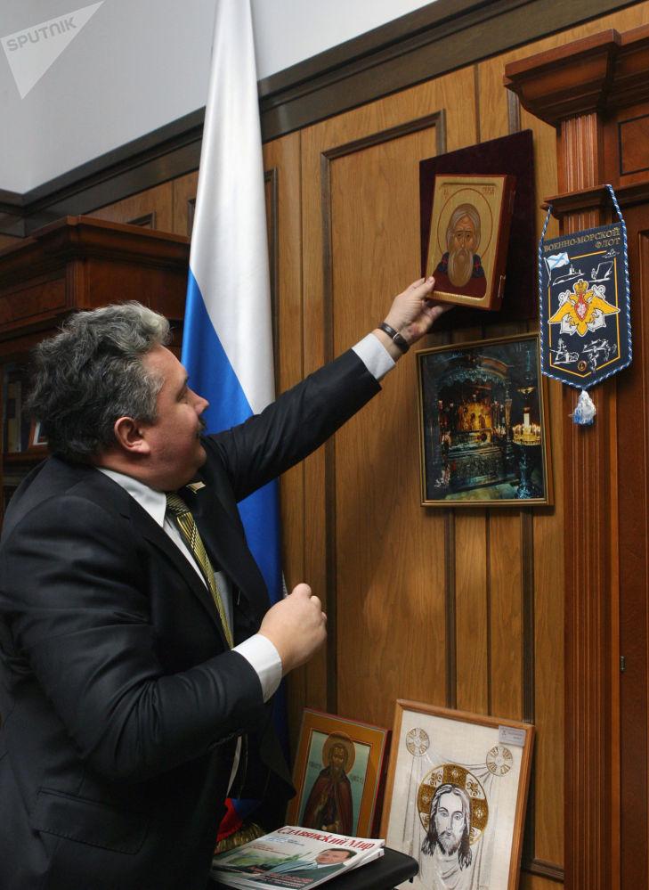 Rusya devlet başkanı adayı Sergey Baburin
