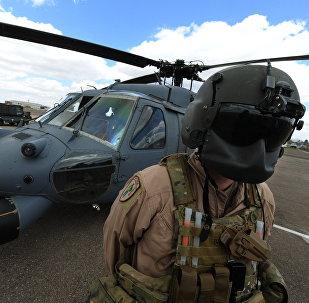HH-60 Pave Hawk tipi helikopter