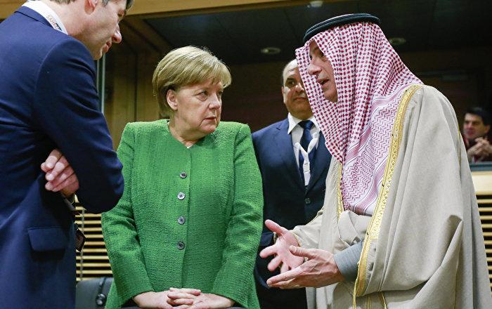 'Suudi Arabistan, Almanya ile bazı anlaşmaları engelledi'