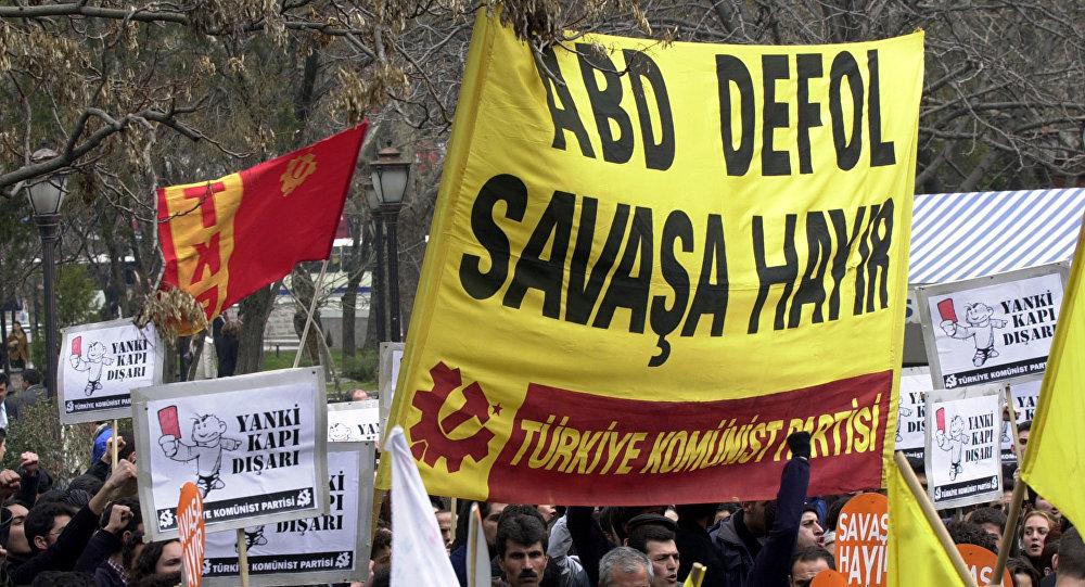 Türkiye Komünist Partisi NATO karşıtı imza kampanyası başlattı