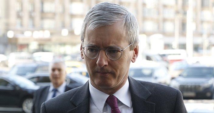 İngiltere'nin Rusya Büyükelçisi Laurie Bristow