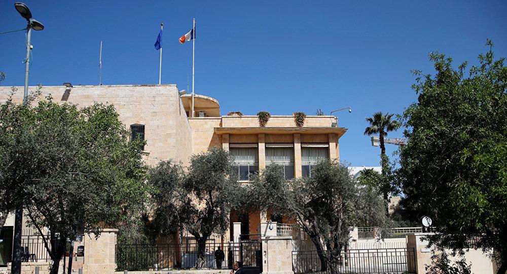 Fransa'nın Kudüs Konsolosluğu