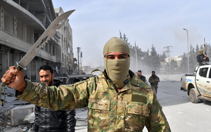 Suriye Dışişleri'nden Türkiye'ye 'savaş suçu' ithamı