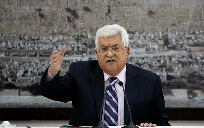 Abbas'tan ABD Tel Aviv Büyükelçisi Friedman'a: İt oğlu it