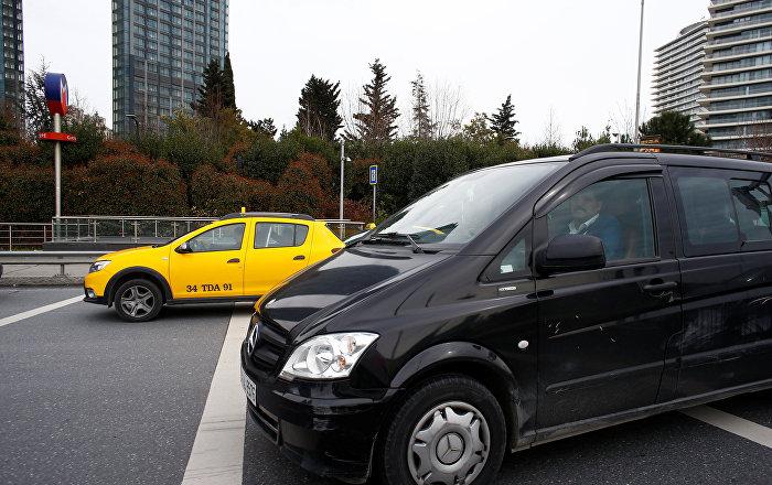 Türkiye'den Uber'e rakip
