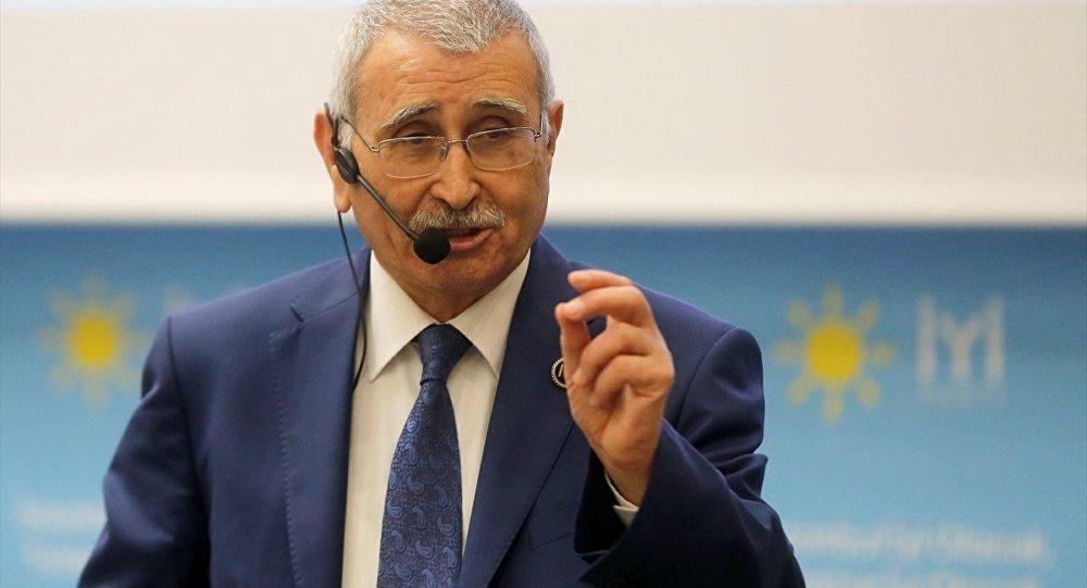 İYİ Parti Ekonomiden Sorumlu Genel Başkan Yardımcısı Durmuş Yılmaz