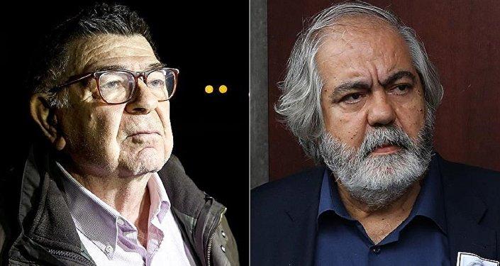 Şahin Alpay ve Mehmet Altan