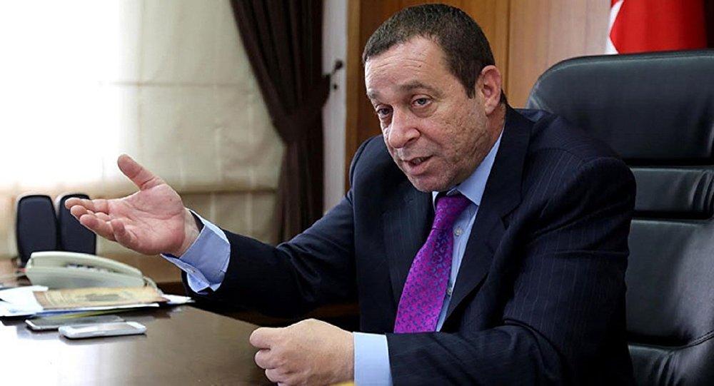 Kuzey Kıbrıs Maliye Bakanı Serdar Denktaş