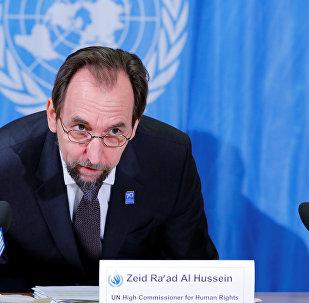BM İnsan Hakları Yüksek Komiseri Zeyd Raad El Hüseyin