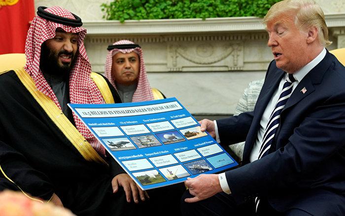 'Trump, Suudi Veliaht Prens hakkındaki kanıtları kabul etmiyor'