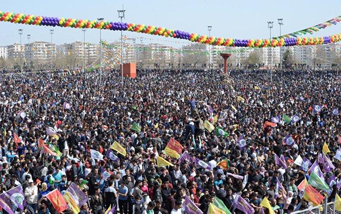 Diyarbakır'da Nevruz