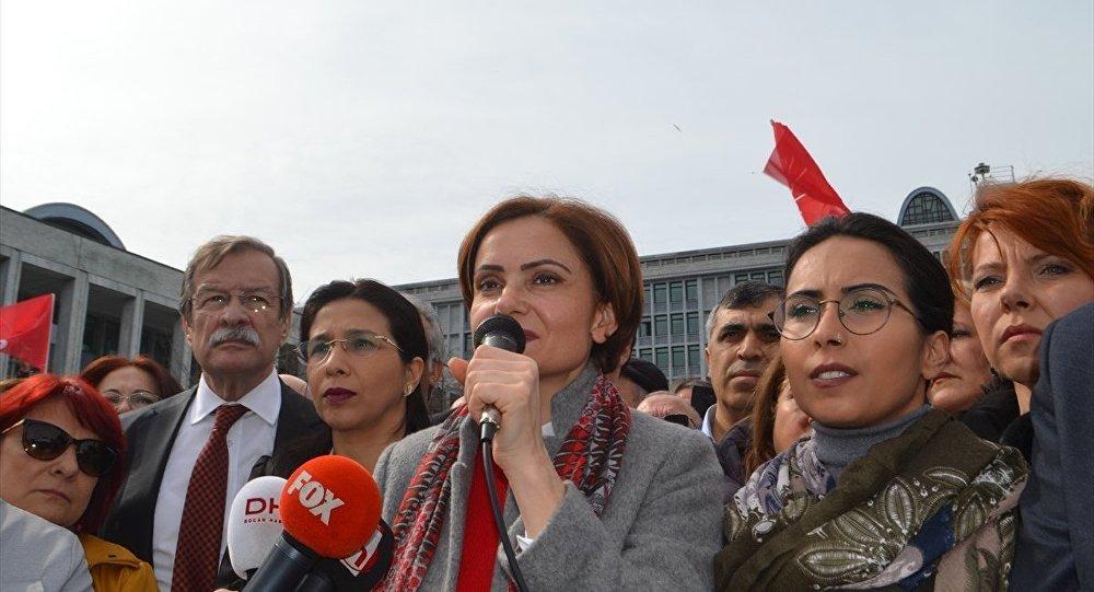 Canan Kaftancıoğlu