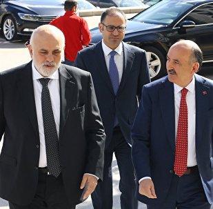Erdoğan AK Partili milletvekilleriyle görüştü