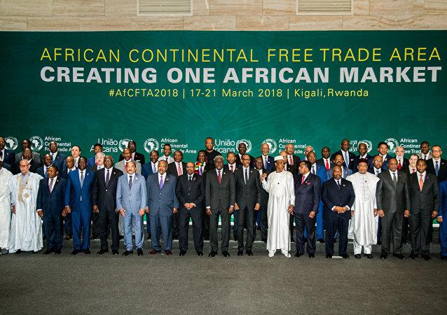 Afrika Birliği Olağanüstü Zirvesi-Afrika Kıtasal Serbest Ticaret Bölgesi (AfCFTA)