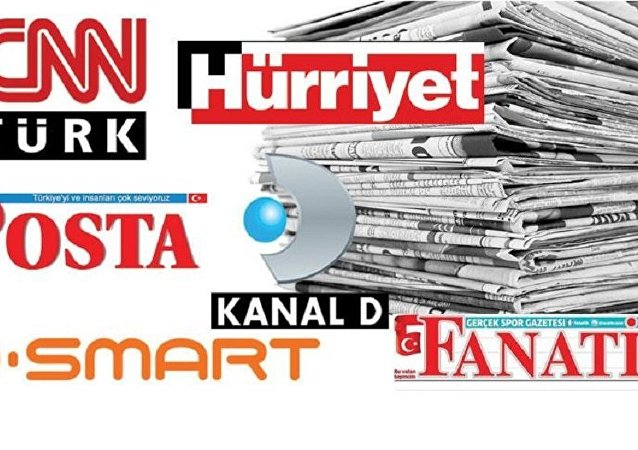 Doğan Holding - Doğan Medya Grubu