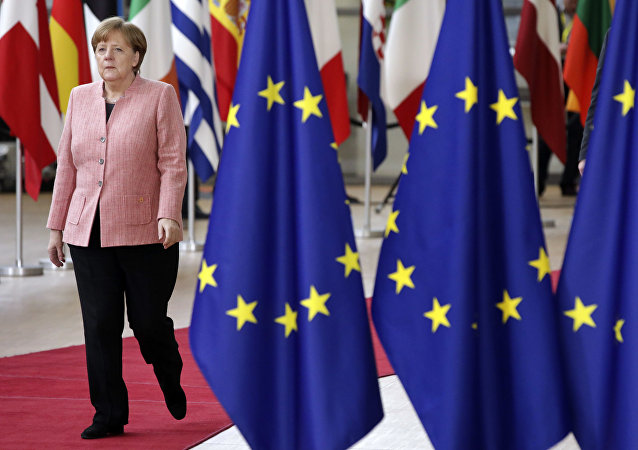 Almanya Başbakanı Angela Merkel, AB Liderler Zirvesi