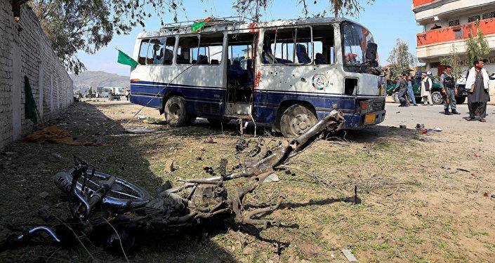 Afganistan Celalabad bombalı saldırı