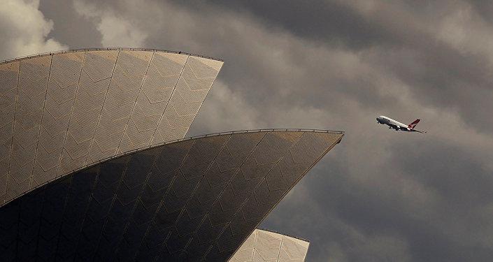 Avustralya havayolu şirketi Qantas