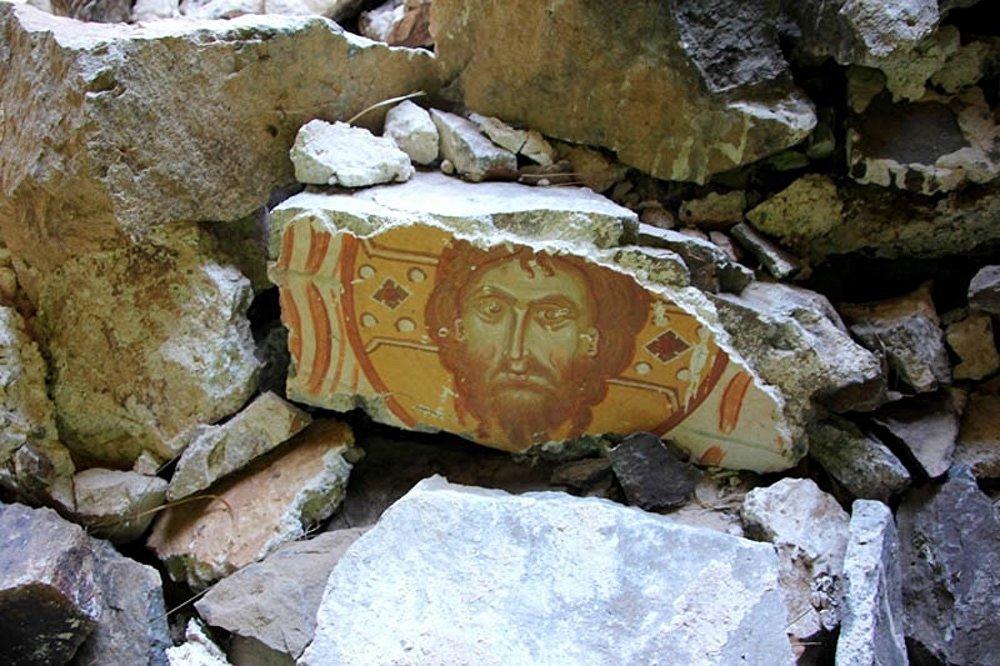 Sümela Manastırı'nda 'çile odaları' bulundu