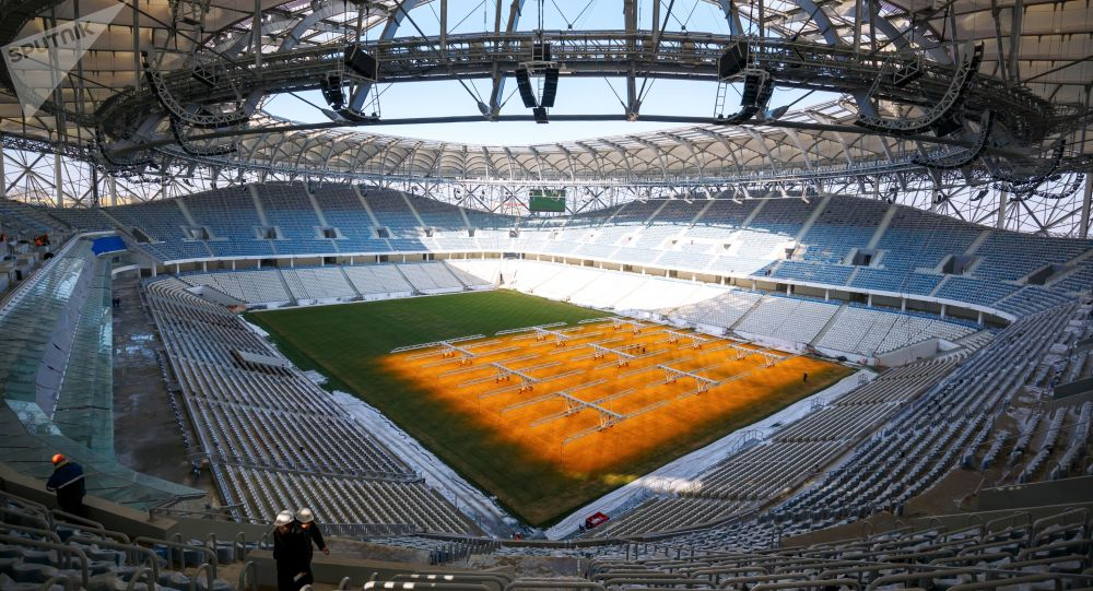 Volgograd Arena Stadyumu