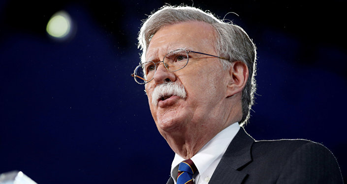 Former U.S. Ambassador to the United Nations John Bolton speaks at the Conservative Political Action Conference (CPAC) in Oxon Hill, Maryland, U.S. (File)