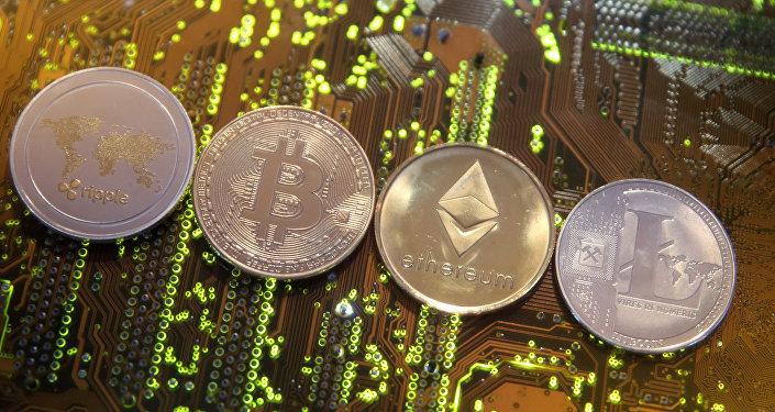 Dijital para birimleri Ripple,Bitcoin, Etherum ve Litecoin