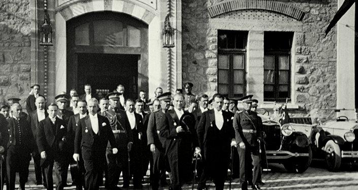 Atatürk, TBMM, Meclis