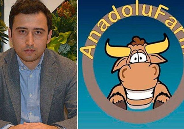 Anadolu Farm'ın kurucusu İsa Karademir