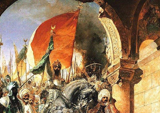 Fatih Sultan Mehmed
