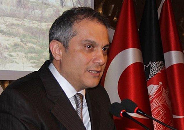 Türk Dışişleri Bakanlığı Müsteşarı Ümit Yalçın