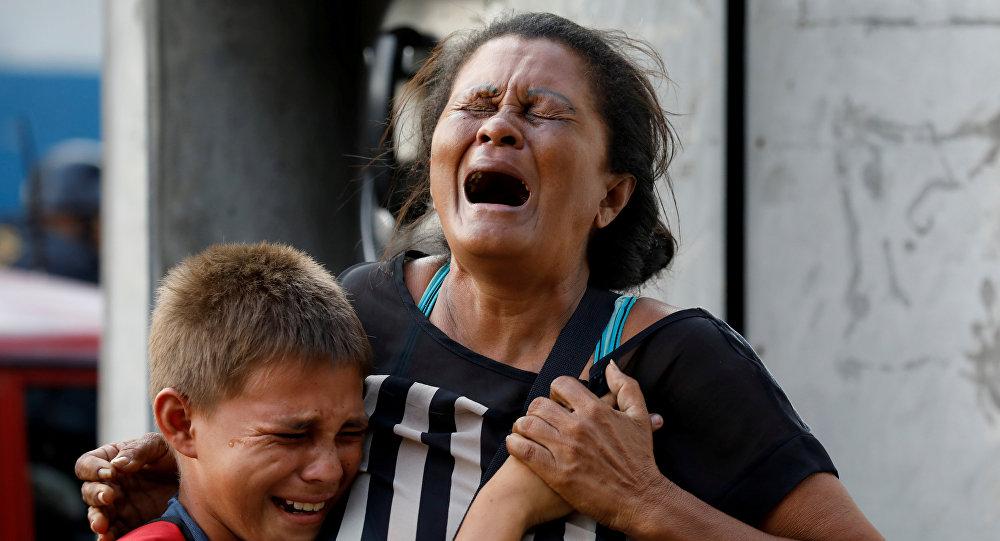 Venezüella'da cezaevinde yangın: 68 ölü