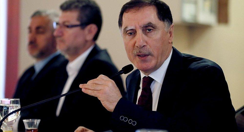 Kamu Başdenetçisi Şeref Malkoç