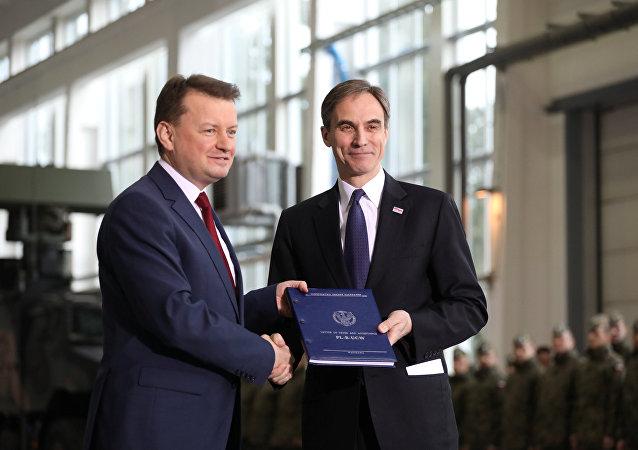 ABD- Polonya