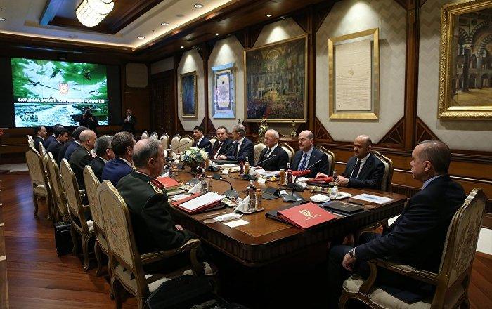 Savunma Sanayii İcra Komitesi'nde 4.8 milyar dolarlık 29 proje görüşüldü