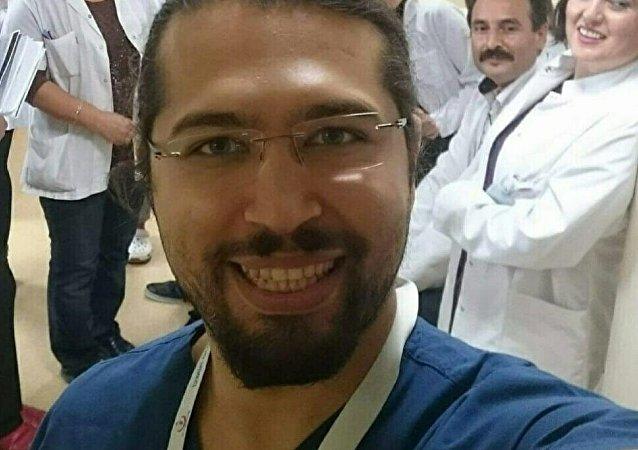 İntihar eden Asistan Dr. Hasan Orhan Ç