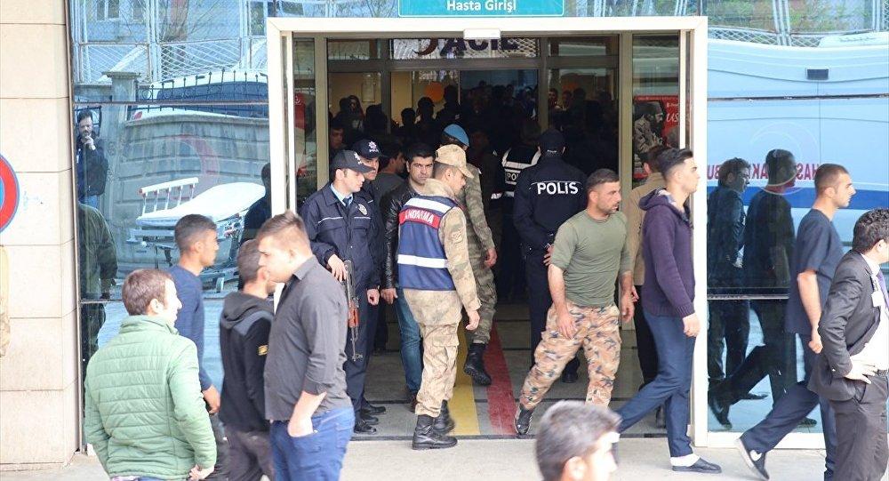 Siirt'te PKK saldırısı: 6 güvenlik korucusu hayatını kaybetti