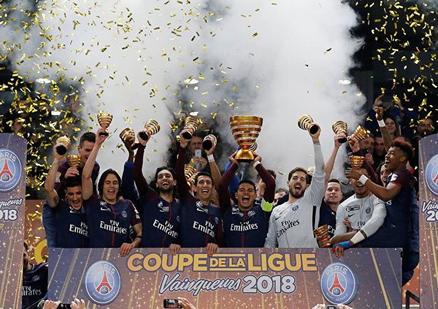 Fransa Lig Kupasını PSG kazandı
