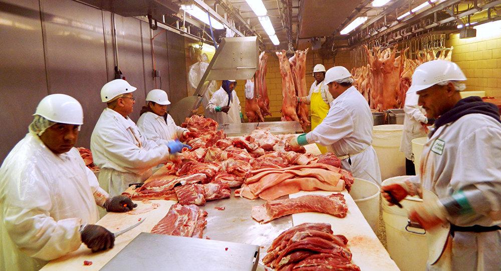 Domuz eti