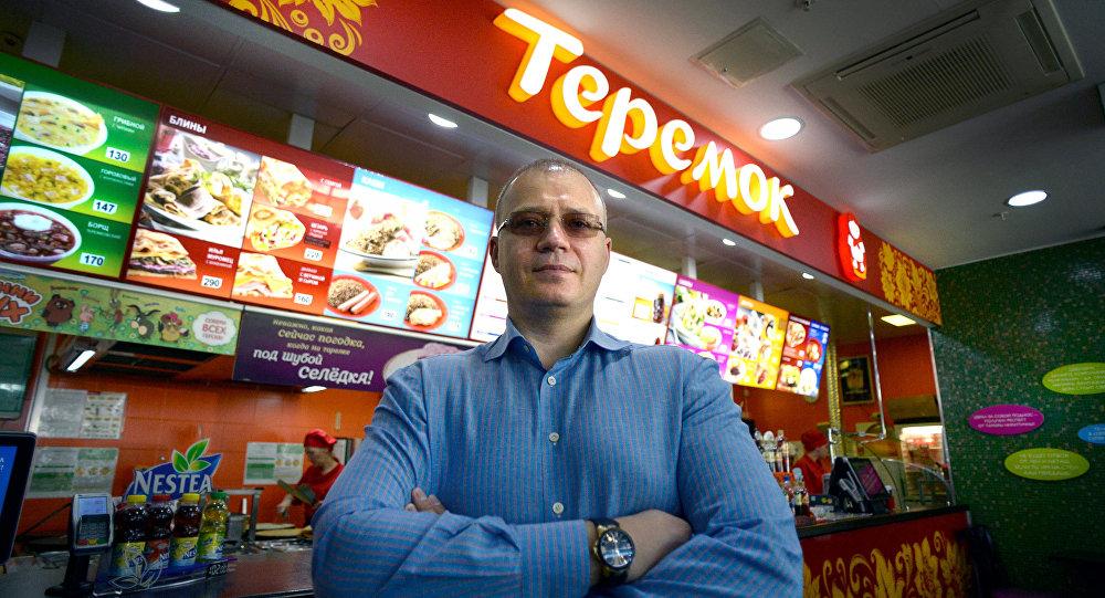 Rus restoran zinciri Teremok