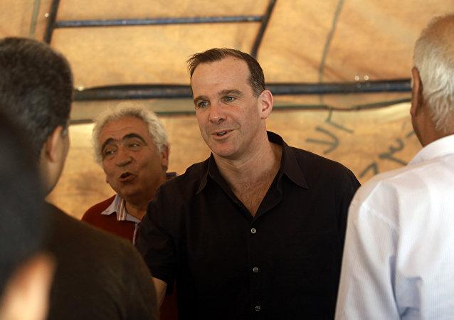 ABD'nin IŞİD'le Mücadele Özel Temsilcisi Brett McGurk