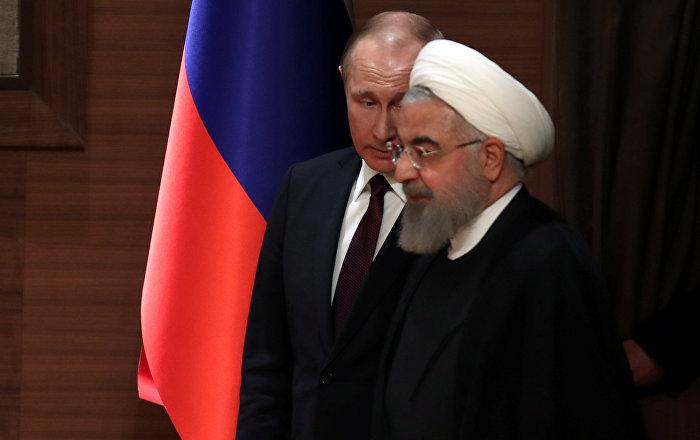 Putin'den İran'a taziye mesajı: Terörizm kötülüğüyle savaşmak için işbirliğini artırmaya hazırız