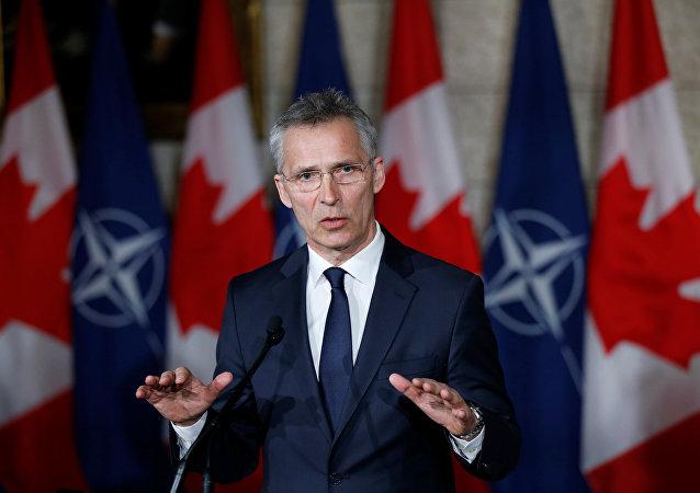 NATO Genel Sekereteri Jens Stoltenberg