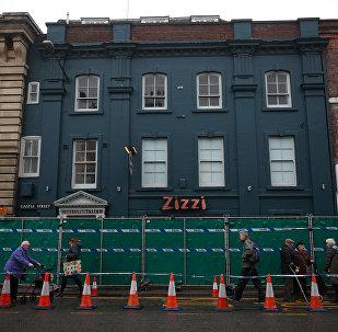 Skripallerin en son yemek yediği Salisbury semtindeki Zizzi adlı restoran