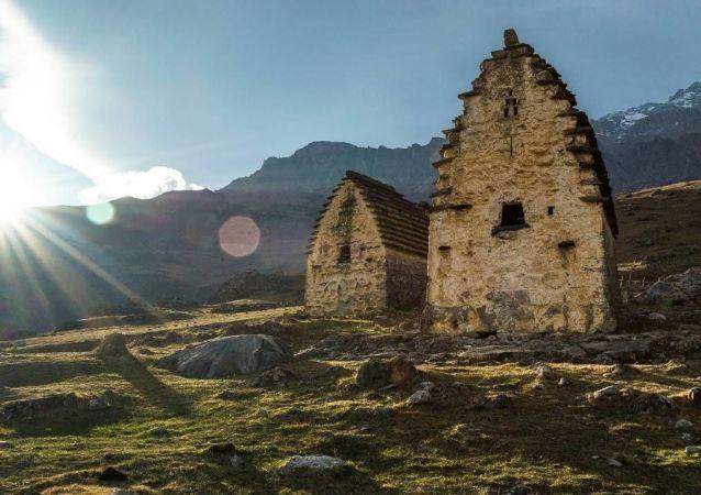 Doğal güzelliğiyle büyüleyen Kuzey Osetya