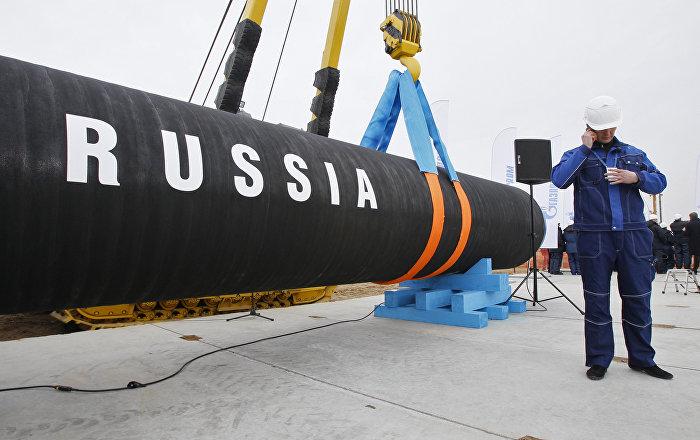 ABD'den Avrupa'ya: Kuzey Akım-2'ye desteğini çek