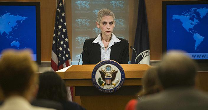 ABD Dışişleri Bakanlığı Siyasi ve Askeri İlişkilerden Sorumlu Kıdemli Müsteşar Yardımcısı Vekili Büyükelçi Tina Kaidanow