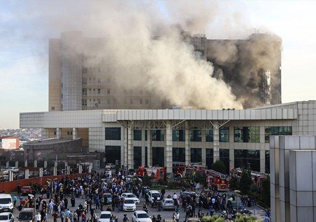 Gaziosmanpaşa'da bulunan Taksim Eğitim ve Araştırma Hastanesi