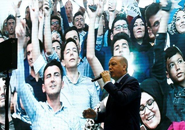 Erdoğan AKP Aydın