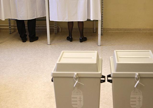 Macaristan'da seçim