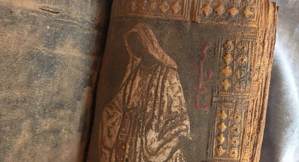 Akrasay'da tarihi eser operasyonu